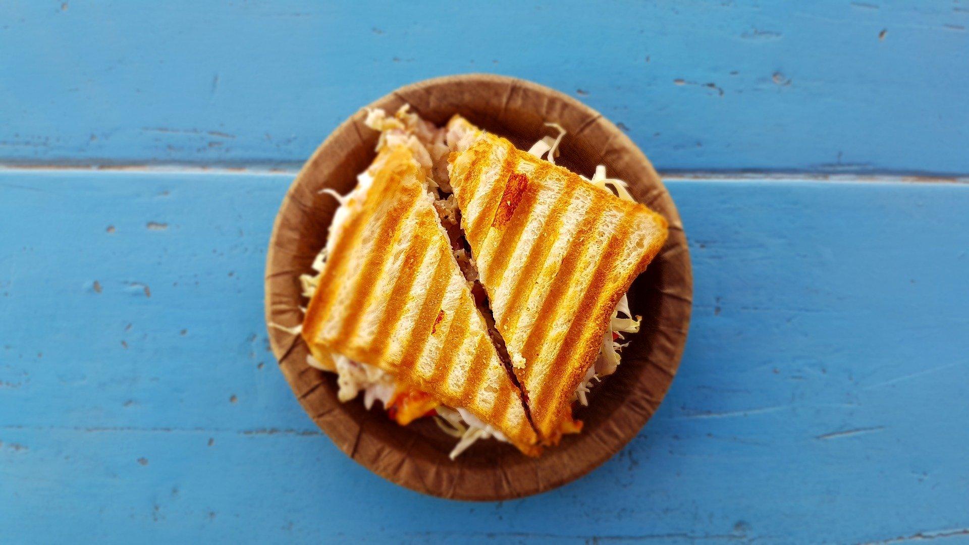 Toasties, Pannini's & Wraps